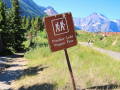 cracker-lake-trail-head-sign
