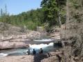 relaxing-in-glacier-park
