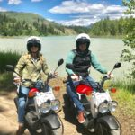 Glacier National Park Transportation and Moped Rentals