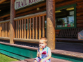 colton-eating-sweet-peaks-ice-cream-at-the-crown-of-the-continent-discovery-center
